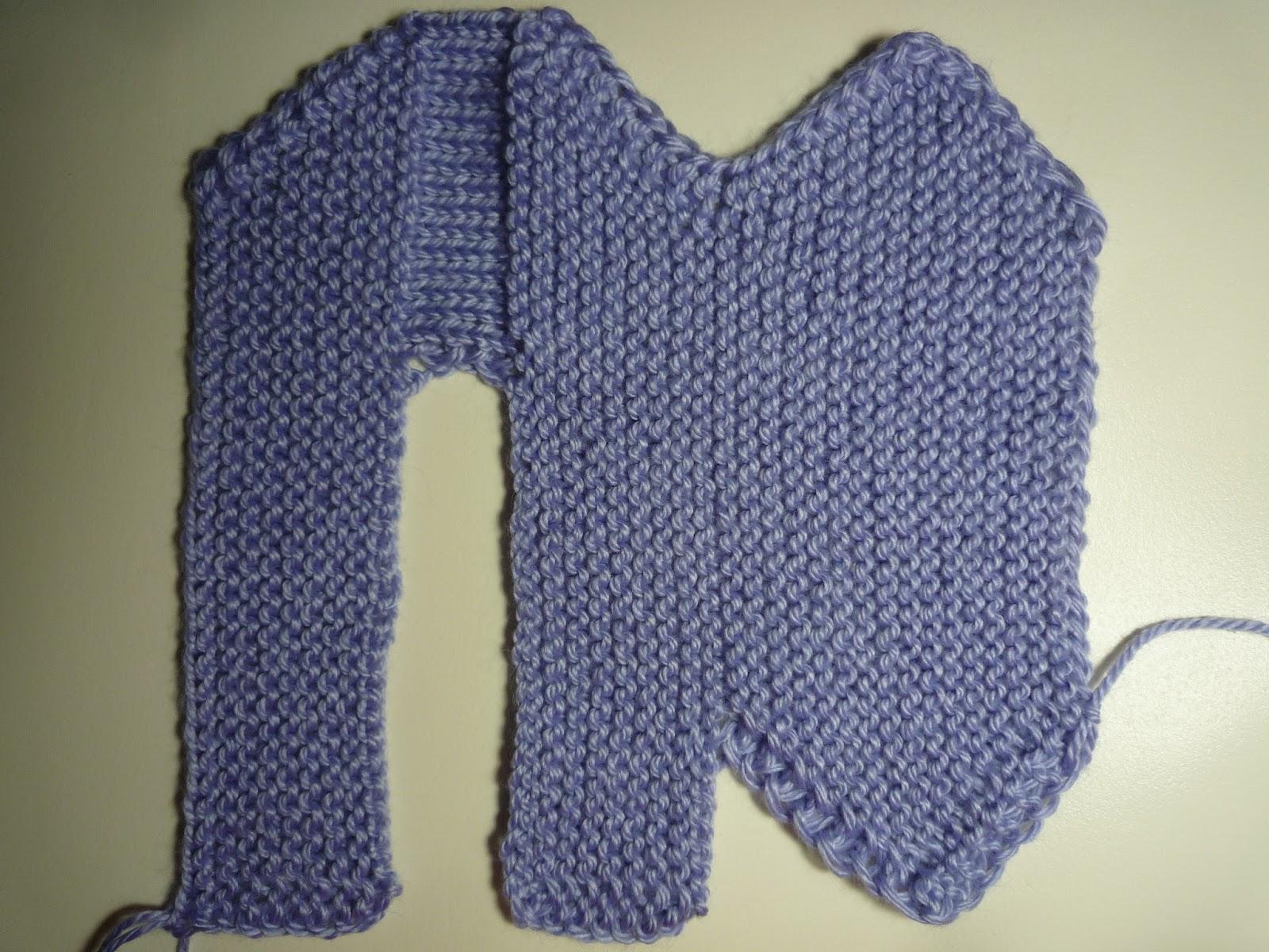 Silvana tim tejido con dos agujas puntos patrones de - Puntos de lana ...