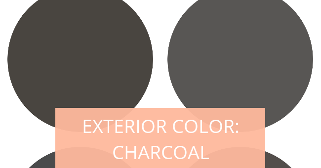 Paint Color Charcoal
