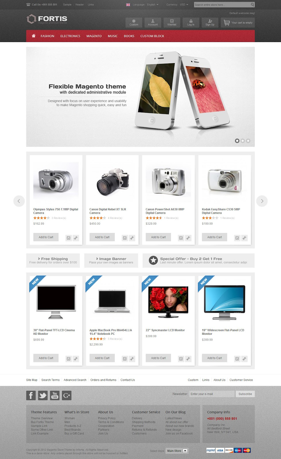 Fortis-flexible-Magento-eCommerce-Theme