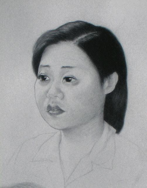 Retrato de Grace Kan