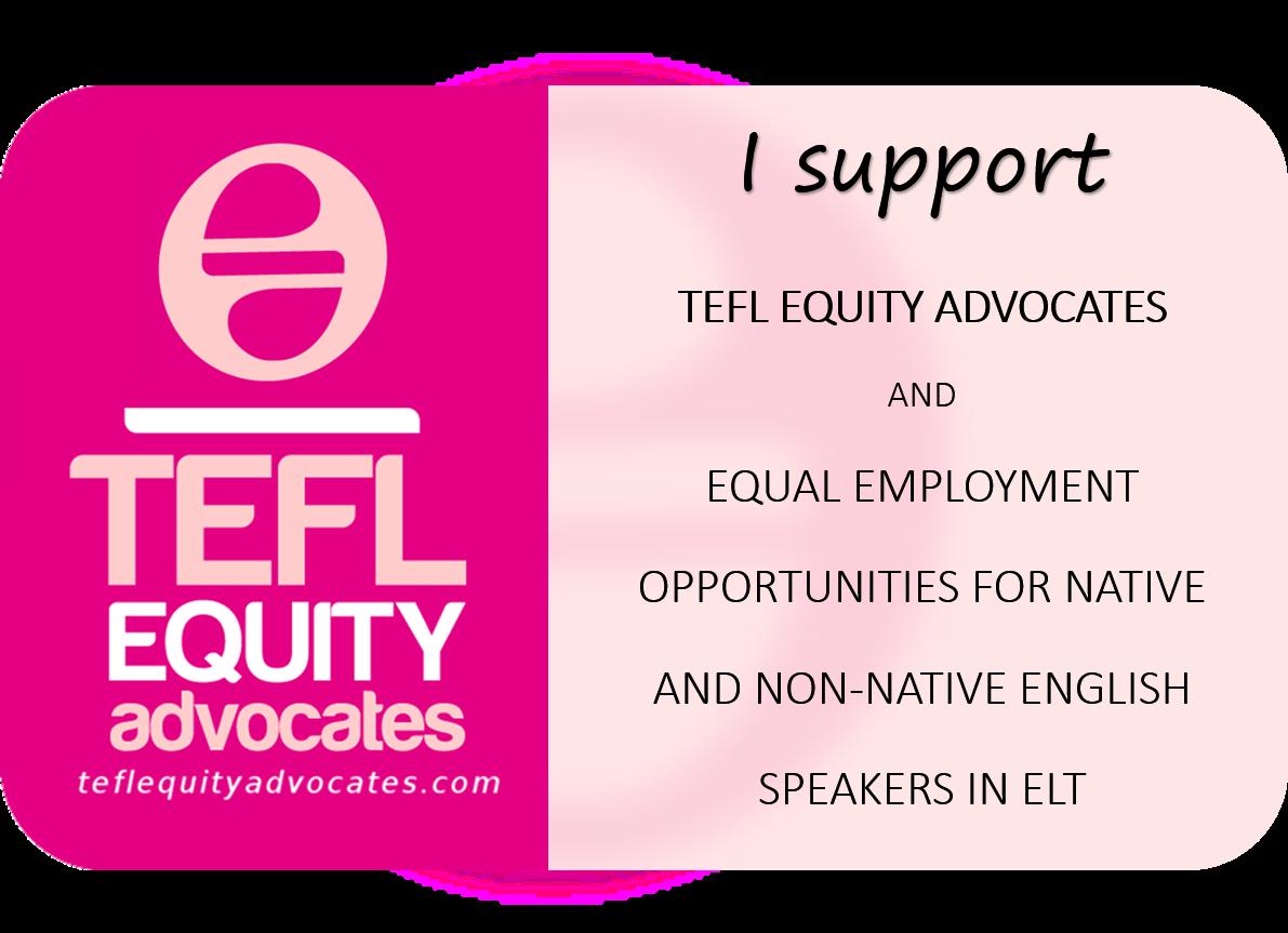 TEFL Equity Advocate
