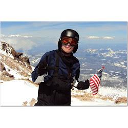 Kevin Climbs Mt. Shasta 2010