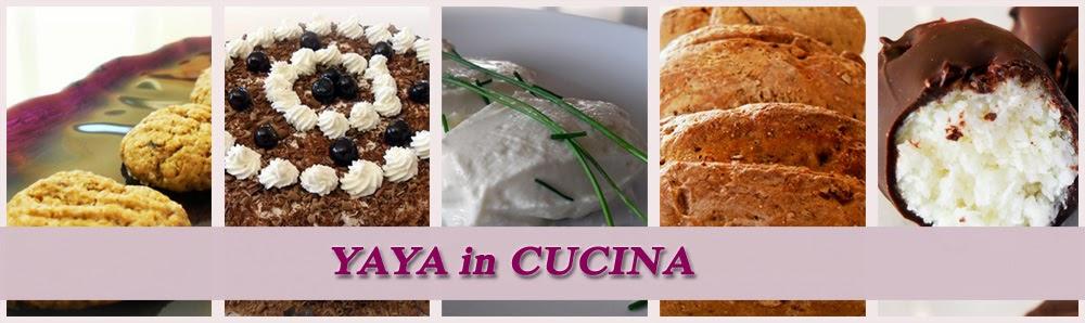 Yaya in cucina