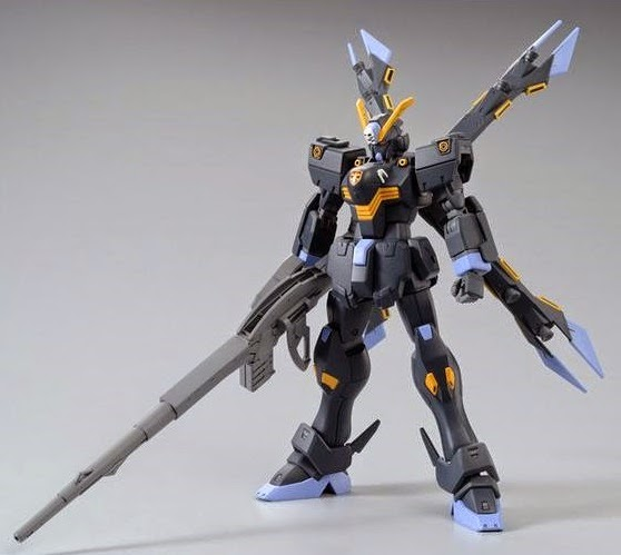 bandai gundam crossbone model kit