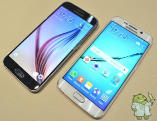 Galaxy S6 e Galaxy S6 Edge são os primeiros a receber o Android 5.1.1