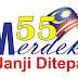 Asal Logo Merdeka 55 Tahun Dari 'Sticker' Kereta, Rais Yatim Ciplak ?