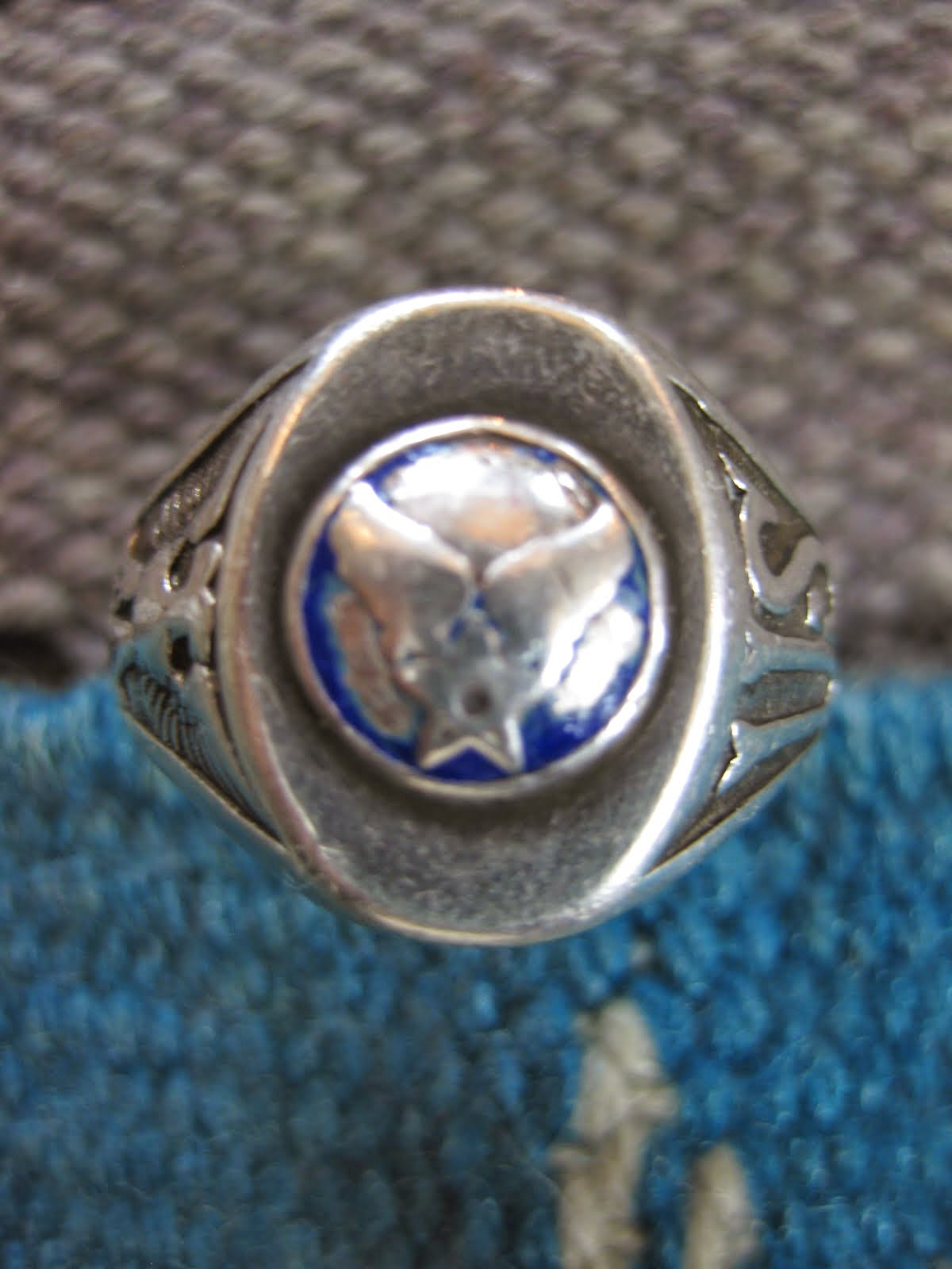 40's~50's U.S.A.F. RING
