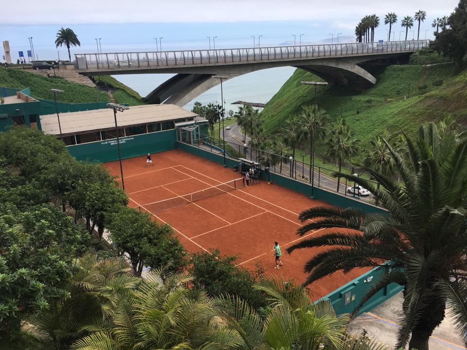 "ITF SENIORS GRADO ""A"" MIRAFLORES PERU"