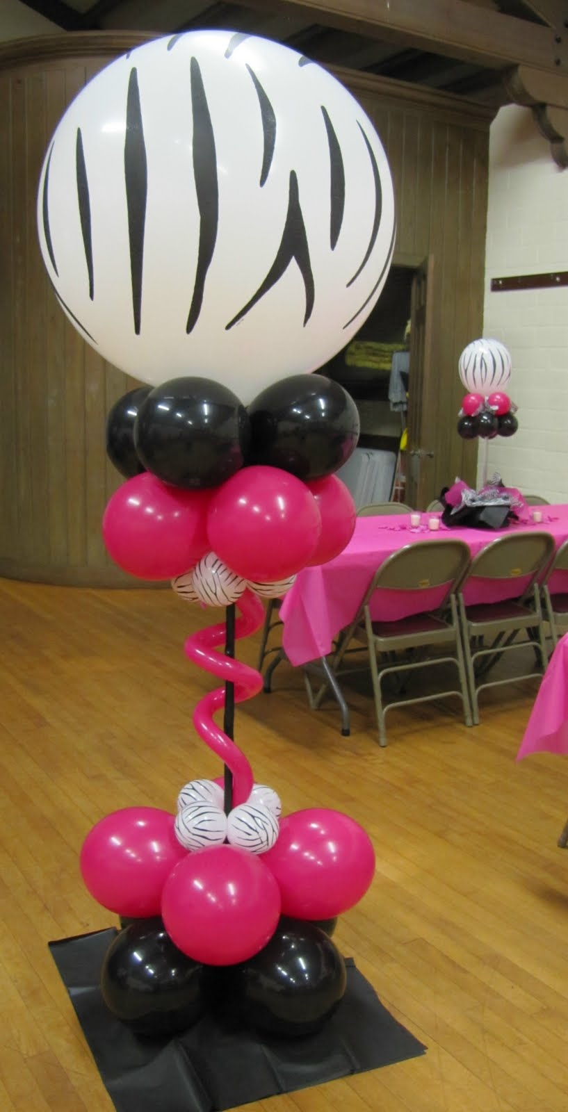 Party people event decorating company wild about you