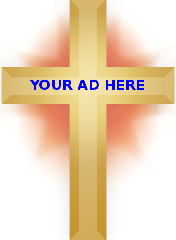 Your Ad Here Christian Cross