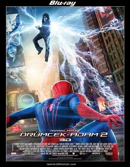 İnanılmaz Örümcek Adam 2 - The Amazing Spider-Man 2 (2014)