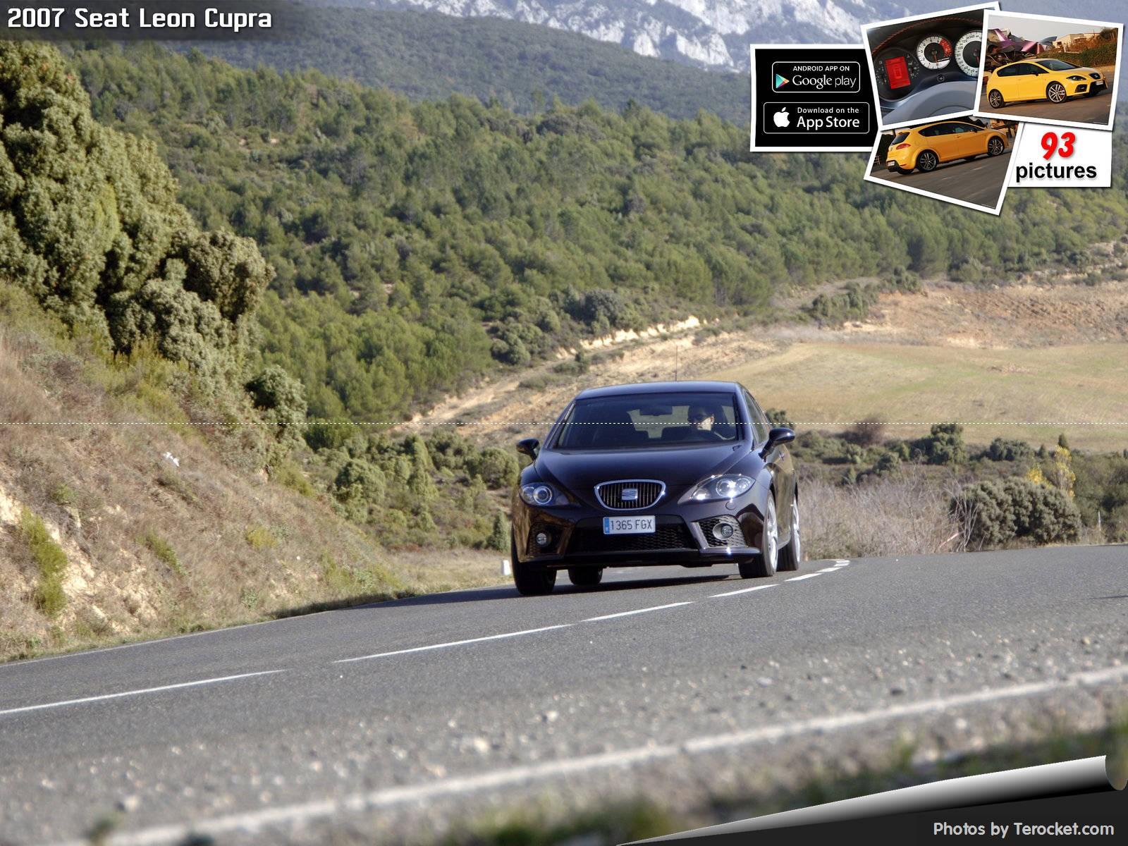 Hình ảnh xe ô tô Seat Leon Cupra 2007 & nội ngoại thất