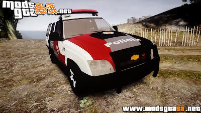 IV - Chevrolet Blazer 2010 Tactical Force [ELS]