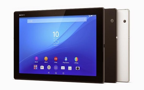 Sony Rilis Xperia Z4: Bukan Smartphone, Tapi Tablet