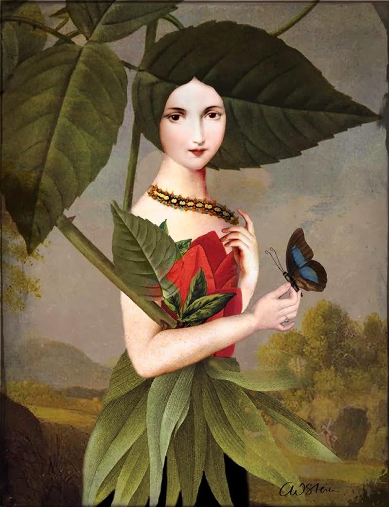 14-The-Rose-Garden-Catrin-Weiz-Stein-Digital-Surreal-Photography-www-designstack-co