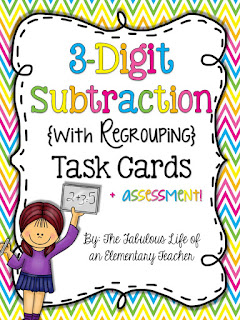https://www.teacherspayteachers.com/Product/Subtraction-with-Regrouping-694145