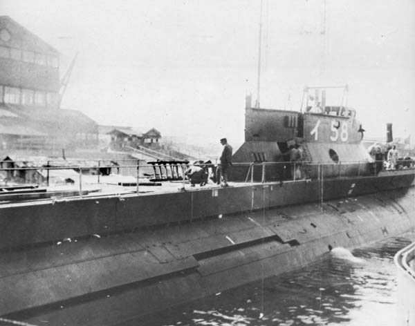 submarinul I-58