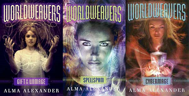 Worldweavers by Alma Alexander