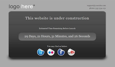 Number 3 at  20 WordPress Maintenance Mode or Under Construction Plugins That You Cant Resist
