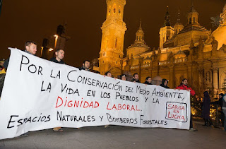 """Fundamentales bomberos forestales"""