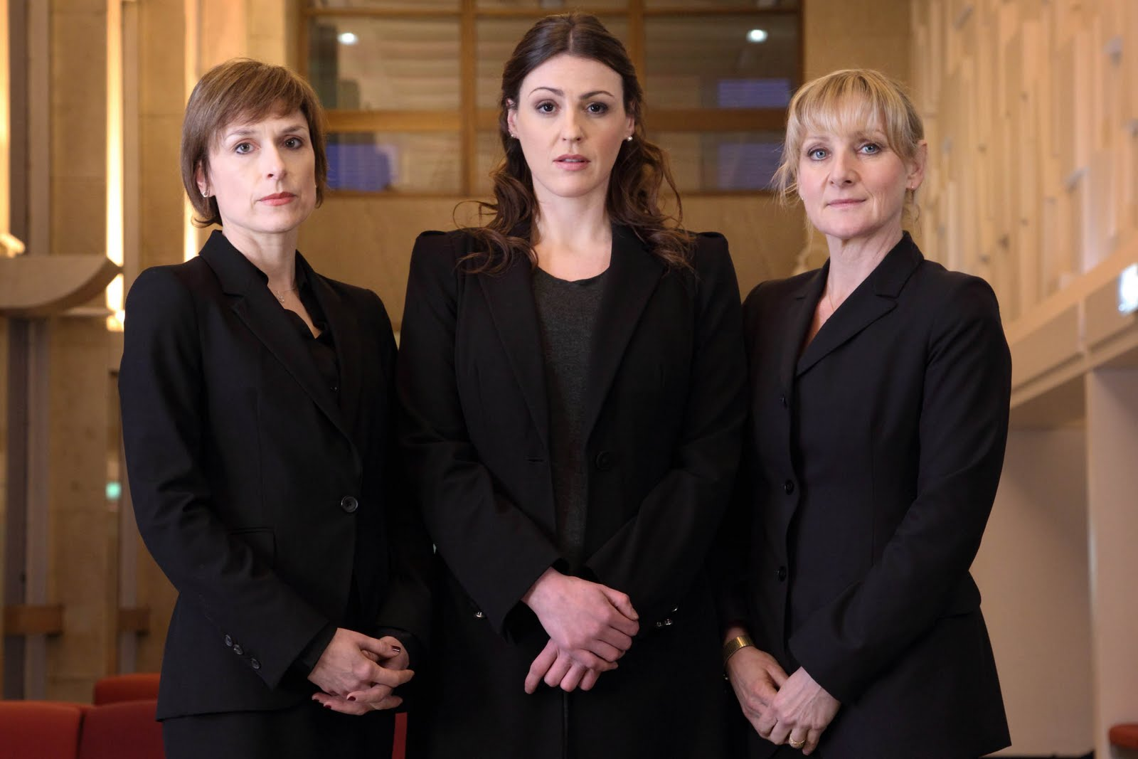 Crime time preview scott and bailey with suranne jones and lesley
