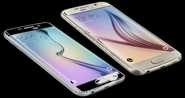 Sansung Galaxy S6 e Galaxy S6 Edge