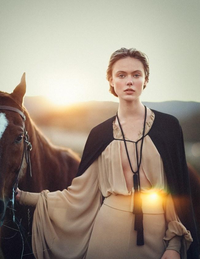Frida Gustavsson - horse