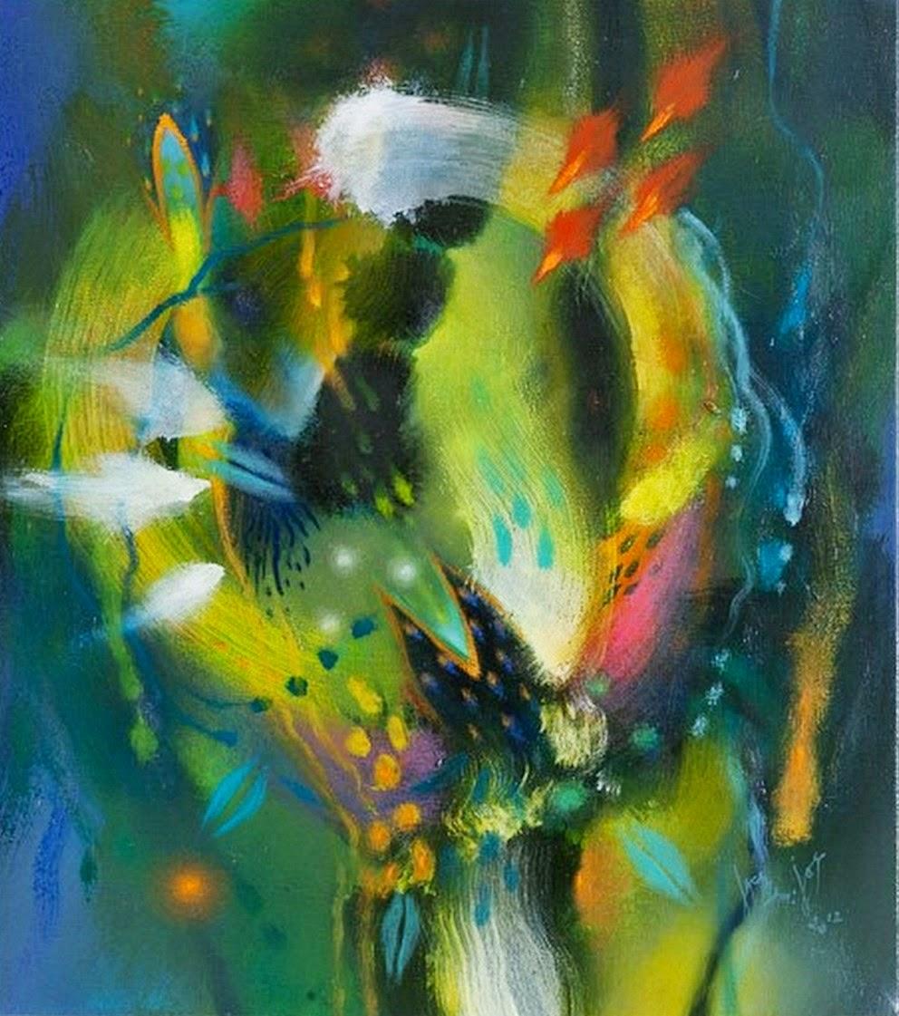 Cuadros pinturas oleos im genes de pinturas al leo for Fotos de cuadros abstractos al oleo