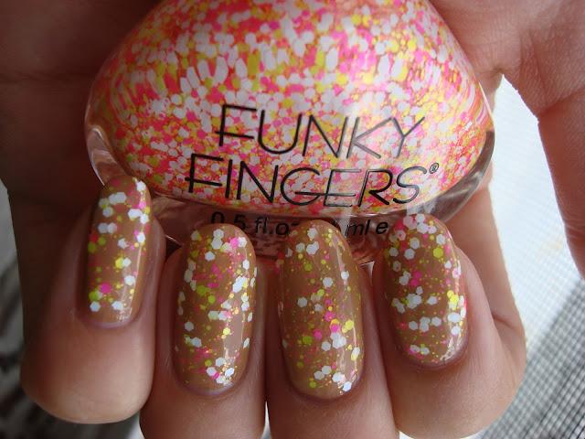 Funky Fingers - Glitter Matters