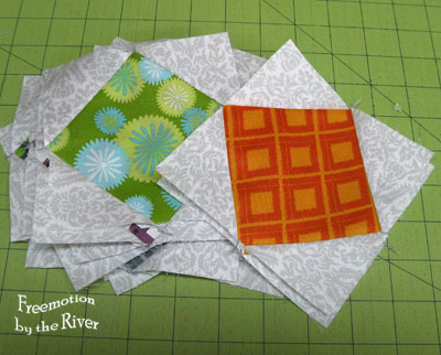 quilt blocks for a project