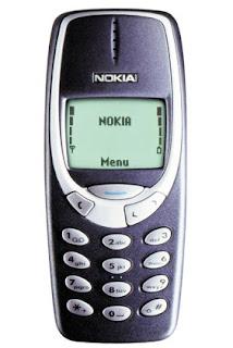 ... do Nokia 3310