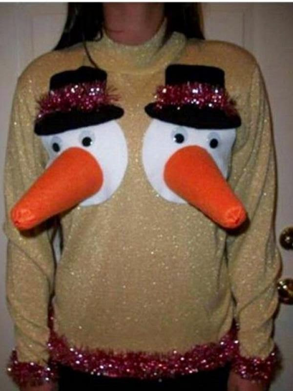 Sweater Paling Aneh Di Dunia