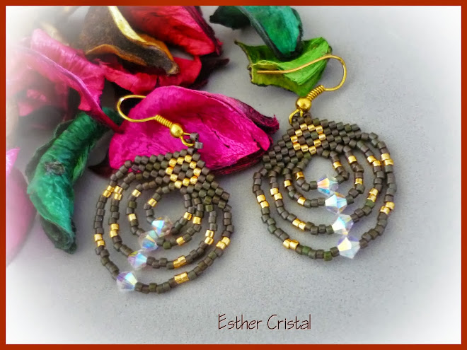 RADIAL EARRINGS