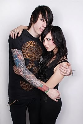 Trace Cyrus and Brenda Song Engagement