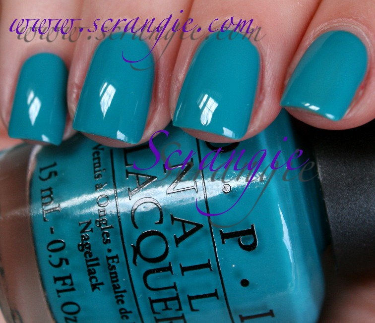 Scrangie: OPI Nicki Minaj Collection Spring 2012 Swatches and Review