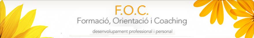 F.O.C.: Formació, Orientació i Coaching
