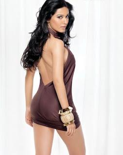 Amrita Rao Hot photoshoot on FHM India Magazine