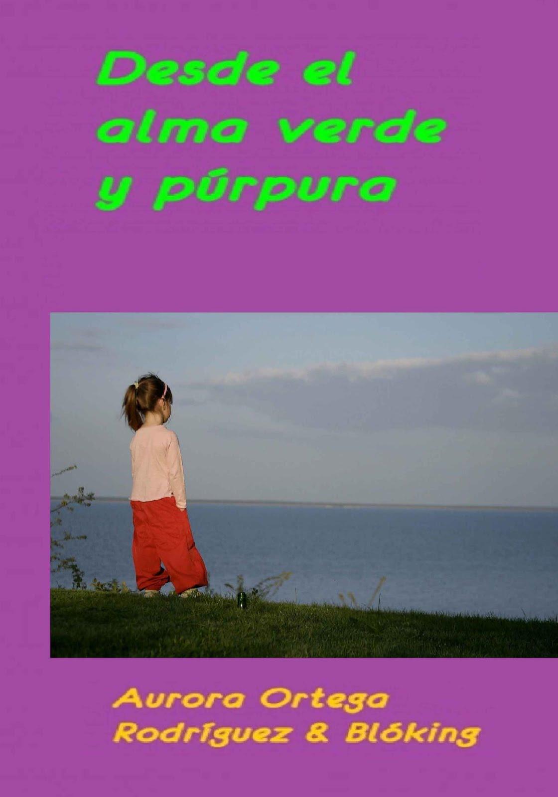 #Desde el alma verde y púrpura (en papel, en tapa blanda)