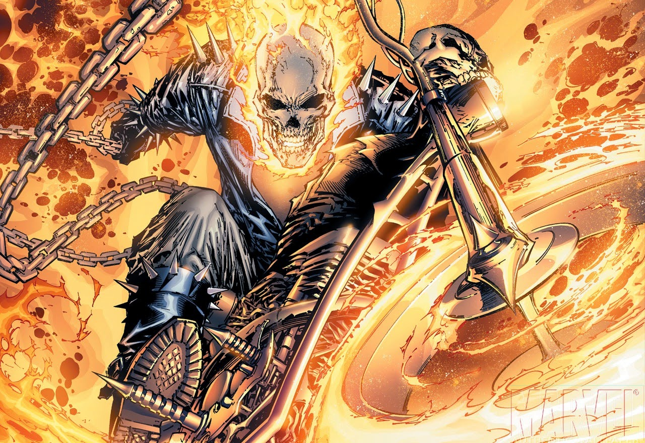 Beautiful Wallpaper Marvel Songbird - ghostrider  2018_789774.jpg