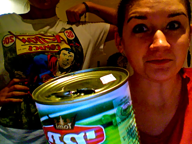 Opening A Can W/O Can Opener