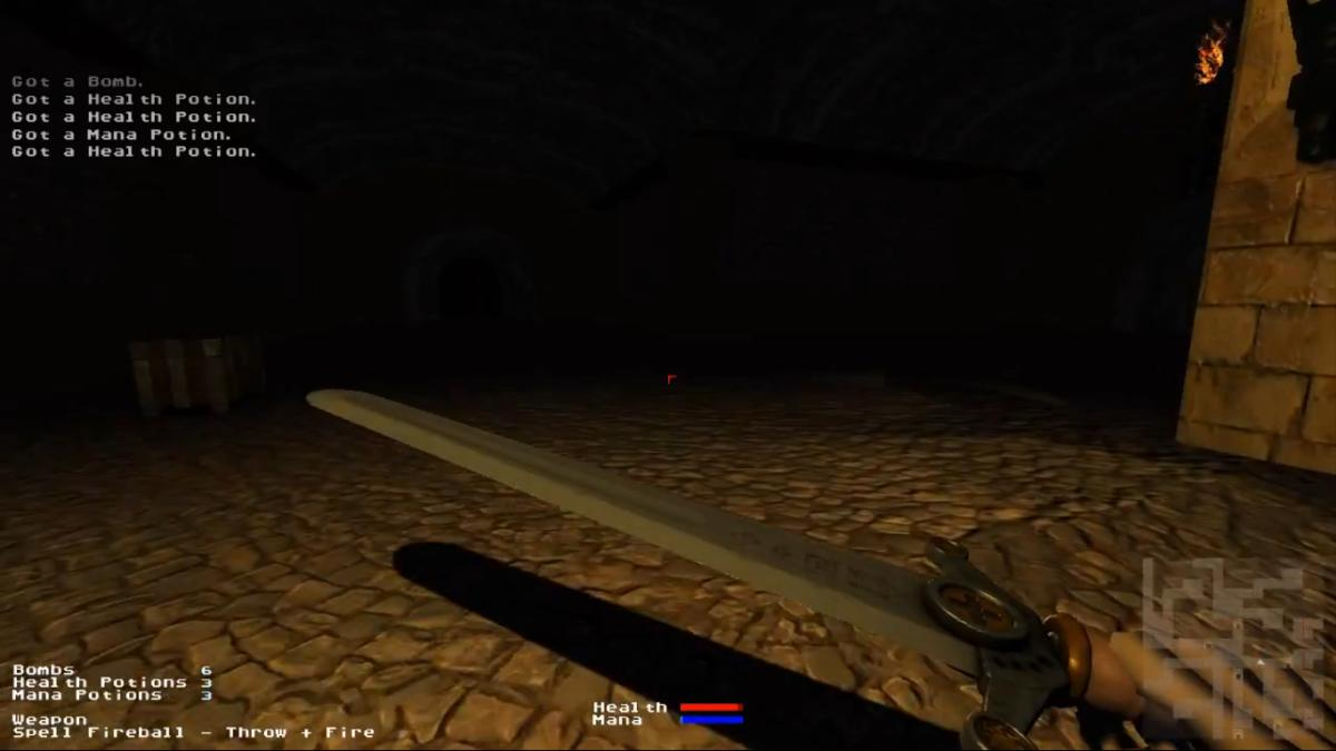 New Gameplay Video Revealed for 3D Dungeon Crawler for Linux 'Tomes Of ...: www.ubuntuvibes.com/2012/02/first-gameplay-video-revealed-for-new.html