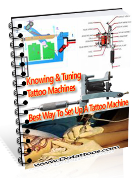How To Tune a Tattoo Machine|Tune Tattoo Machine|Tattoo Gun Set Up
