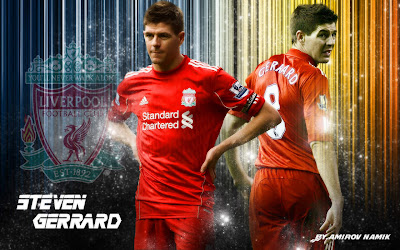Best Steven Gerrard Wallpapers