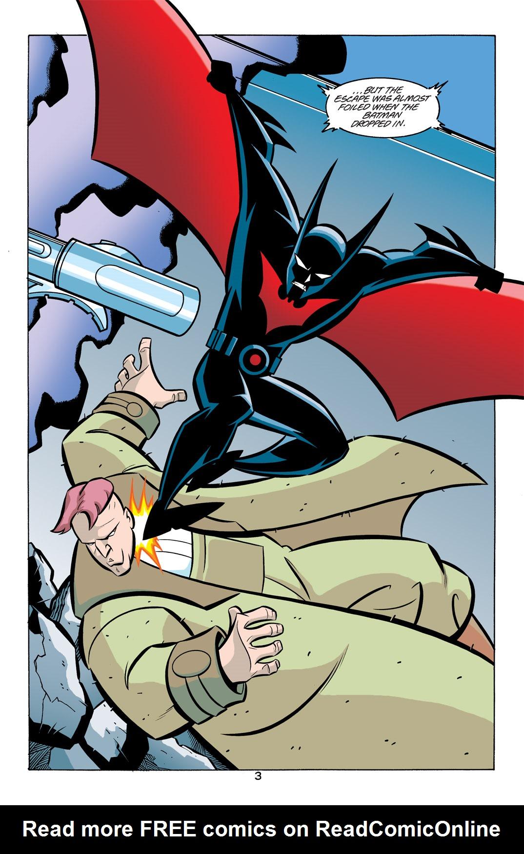 Batman Beyond [II] Issue #19 #19 - English 4