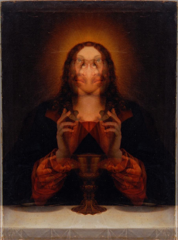 Da Vinci Paintings Mirrored | www.galleryhip.com - The Hippest Pics Da Vinci Paintings Mirrored