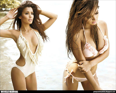 Michelle Madrigal In FHM 2