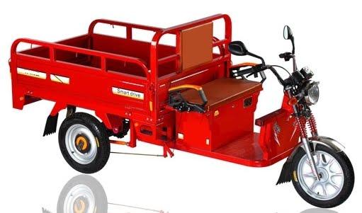 Triciclos Electricos carga CON MAS FUERZA