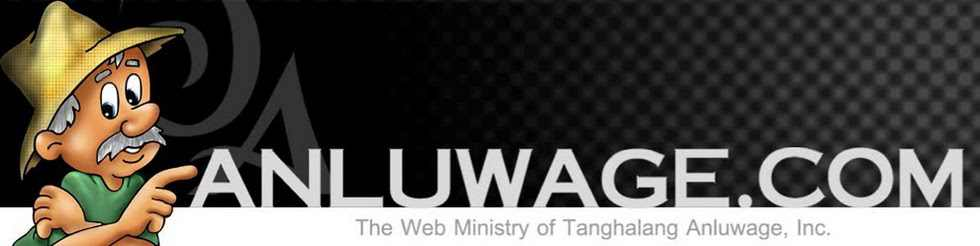 Anluwage.com's TANONG PO