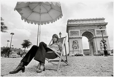 Françoise Hardy par Jean-Marie Périer