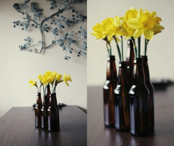 Cắm hoa trang trí phòng khách 26